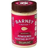 BARNEY Powdered Almond Butter, Unsweetened, Paleo, KETO, Non-GMO, Skin-Free, 8 Ounce