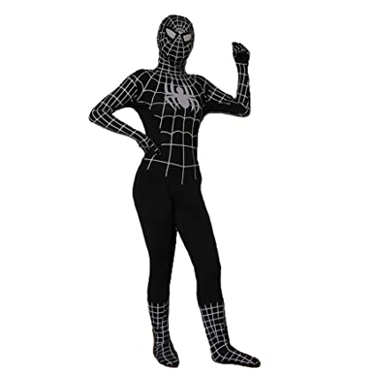 Speed Suit Venom/Spider-Man - Unisex Traje de cuerpo entero Body ...