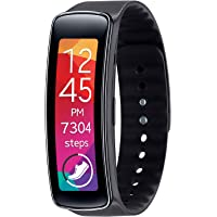 Refurb Samsung Galaxy Fitness Tracker and Smartwatch (Black)