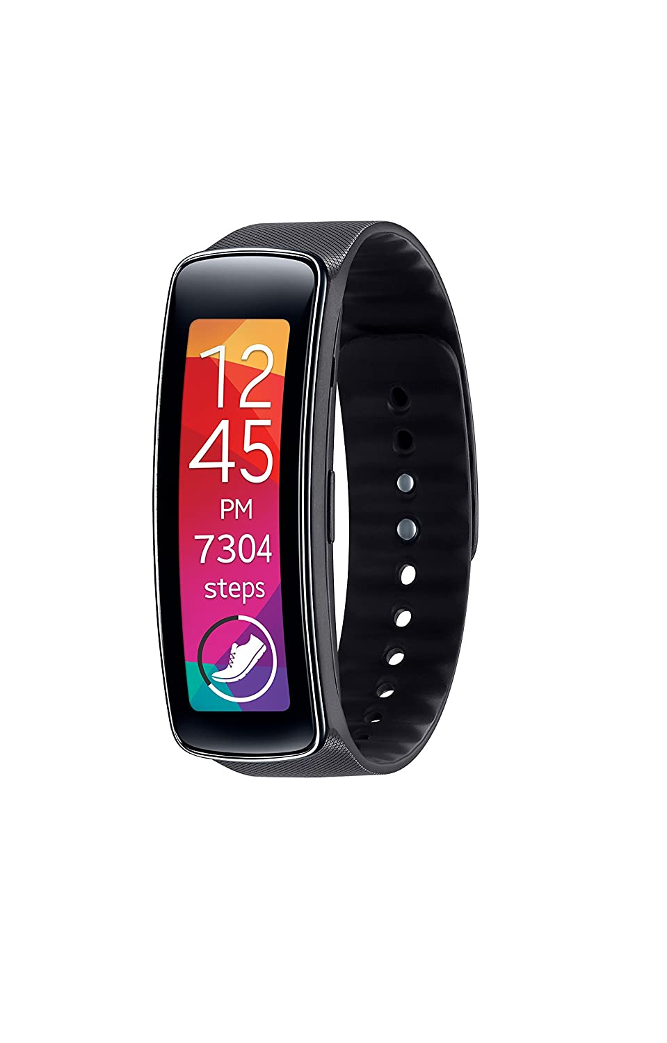 d0573c68402 Amazon.com  Samsung Gear Fit Smart Watch