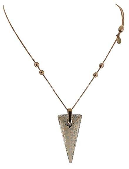 1654b45a4 Amazon.com: Alex and Ani Crystal Swarovski Infusion, Golden Ray Spike  Pendant 14K Gold Plated Necklace: Jewelry