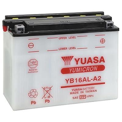 Yuasa YUAM22162 YB16AL-A2 Battery: Automotive