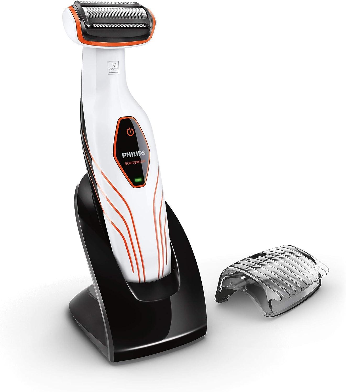 Philips BODYGROOM Series 3000 Afeitadora corporal apta para la ducha BG2025/15 - Afeitadoras corporales (50 min): Amazon.es: Hogar