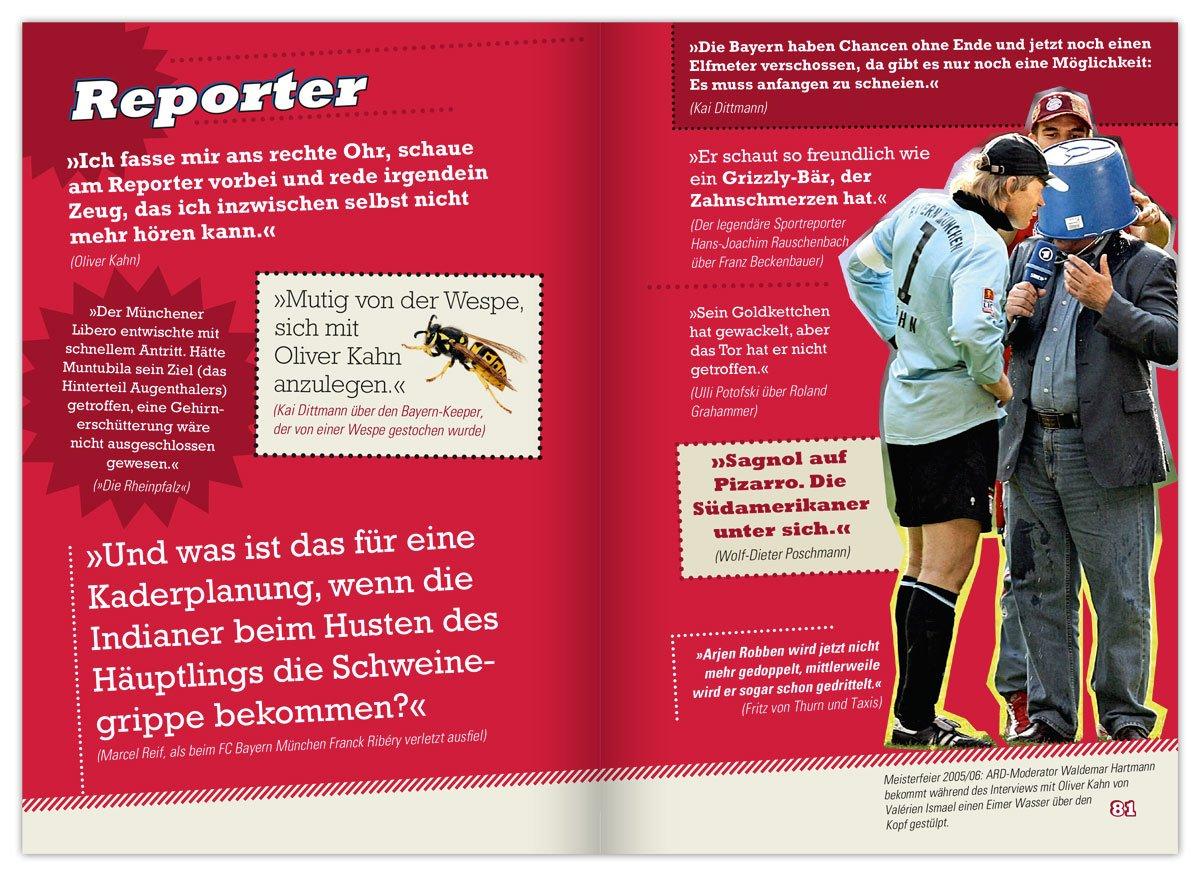 Bayern Album Unvergessliche Sprüche Fotos Anekdoten