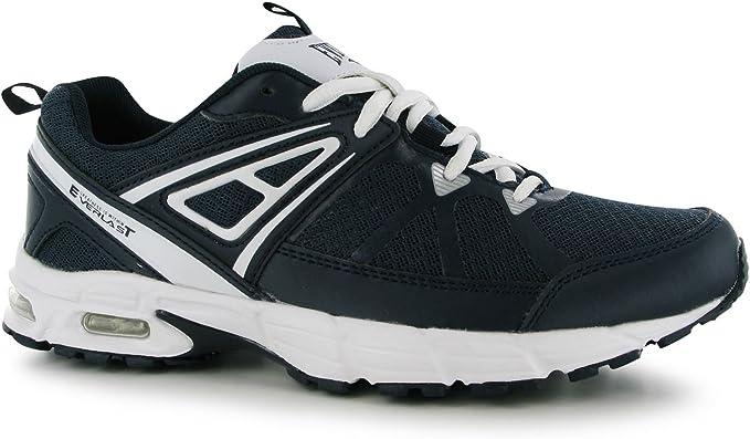 Everlast - Zapatillas de Running de Material Sintético para niño, Color Azul, Talla 36: Amazon.es: Zapatos y complementos