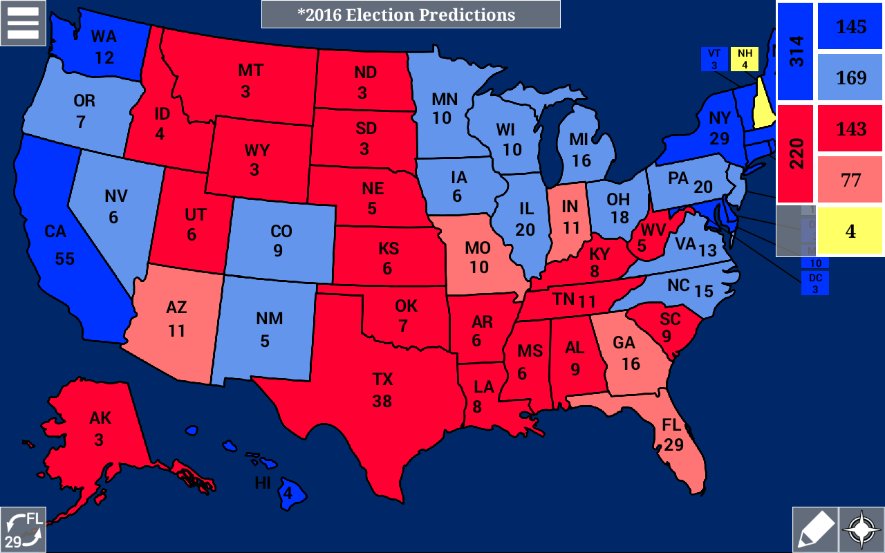 US Election 2016 Trump Victory In Maps BBC News File2016