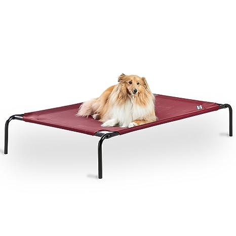 Cama hamaca para perros, de Milo & Misty. Cama elevada