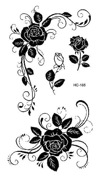 1a2269e641516 Amazon.com : Lovers Waterproof Fake Man Women Arm Tattoos Arrow Pattern  False Temporary Tattoo Sticker, HC1185 : Beauty