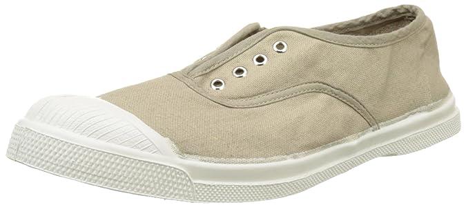 Damen Tennis Lacet Sneakers, Beige (Beige Mastic), 38 EU Bensimon