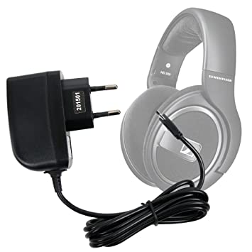 DURAGADGET Cargador (2 Amperios) para Auriculares Sennheiser HD 4.40 BT Wireless, HD 4.50 BTNC Wireless, RS118-8: Amazon.es: Electrónica