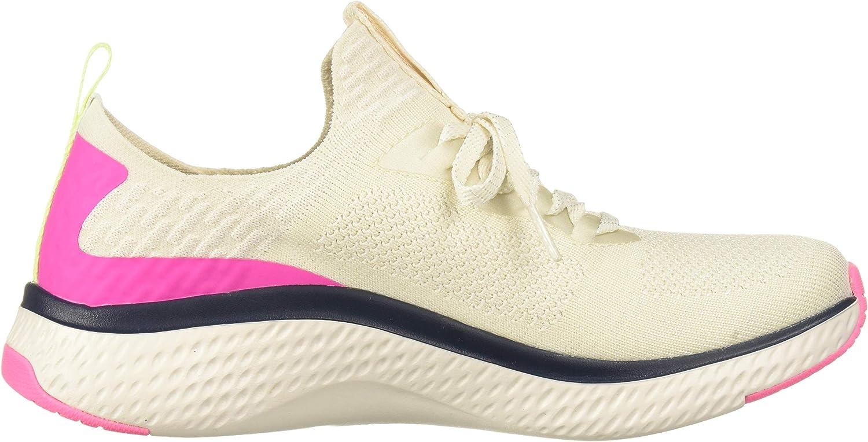 Skechers Solar Fuse, Zapatillas Deportivas para Mujer Ntmt Multi GZKap