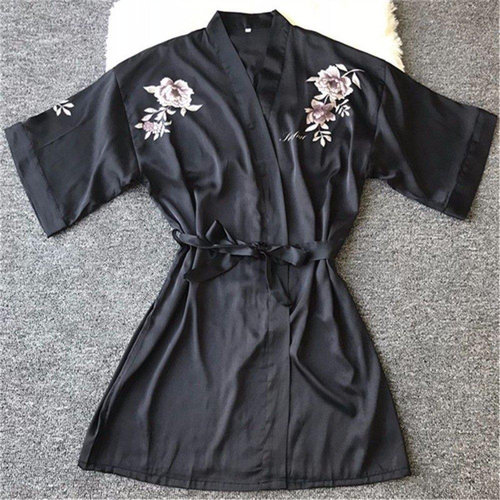 moonstone Bathrobe Bathrobe Bridesmaid Dressing Robe Dressing Robe
