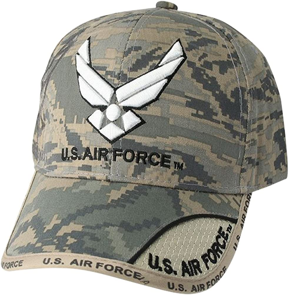 United States US Air Force Military Camouflage Cap Official Licensed Product