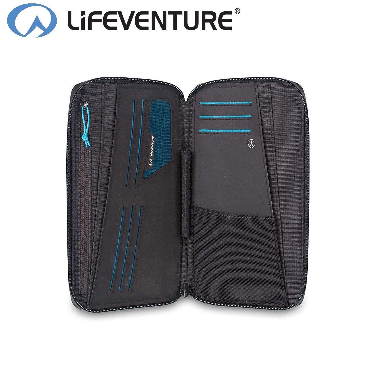 86b49cfe2536 Amazon.com : Life Venture Rfid Travel Wallet : Sports & Outdoors