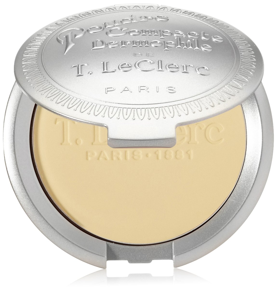 T. LeClerc Pressed Powder - No. 01 Banane - 10g/0.34oz