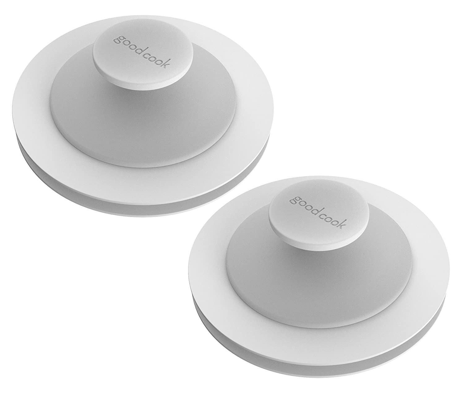 (2 Pack) Good Cook Kitchen Sink Stopper 24965