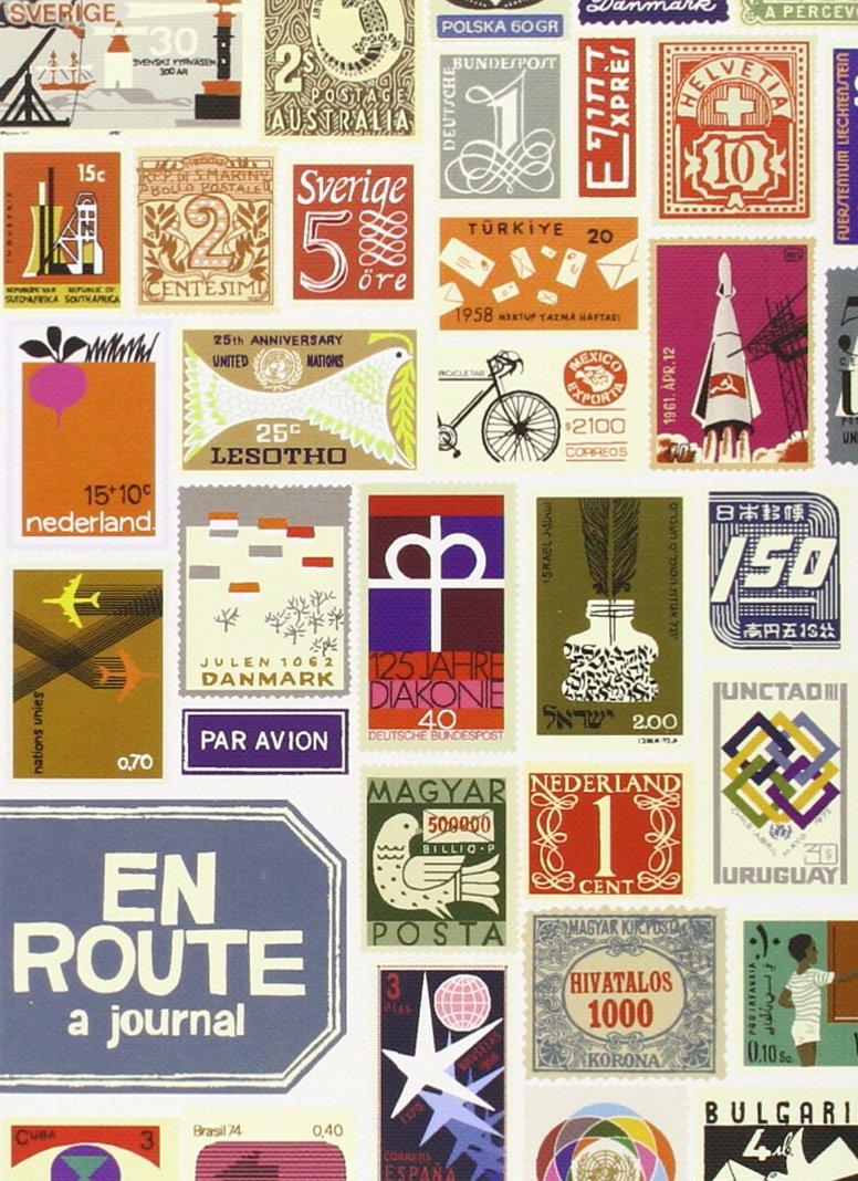 en route a journal kate pocrass 9781452111933 amazon com books