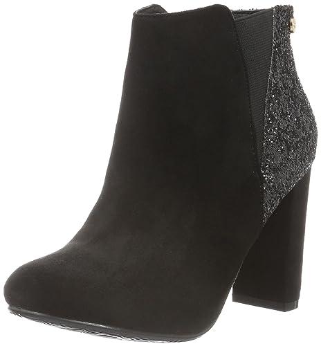 XTI Carmela 30272 - Botas de caña Baja con Forro cálido y Botines para Mujer: Amazon.es: Zapatos y complementos