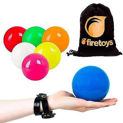 Play SIL de X 100 Mm Contacto para Malabares + Fire Toys Funda ...