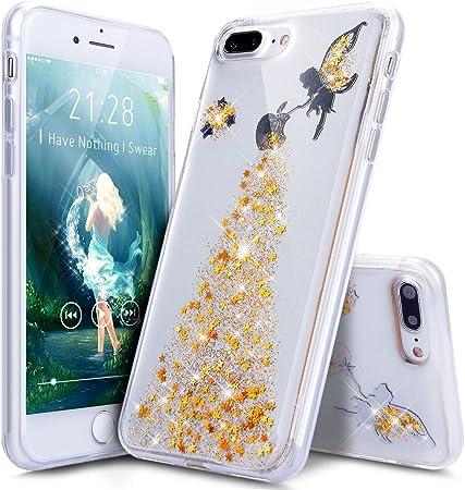 iphone 7 plus coque glitter