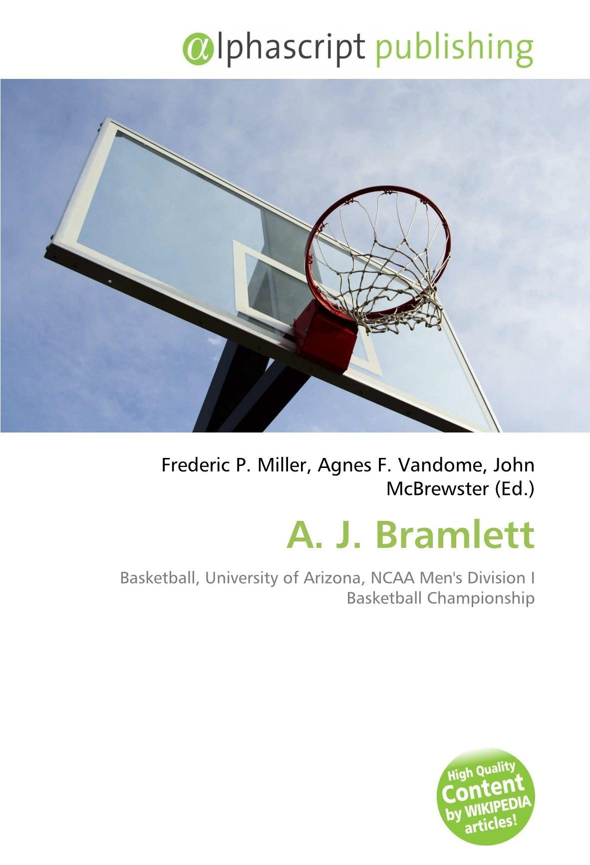 A. J. Bramlett: Amazon.es: Miller, Frederic P, Vandome, Agnes F ...