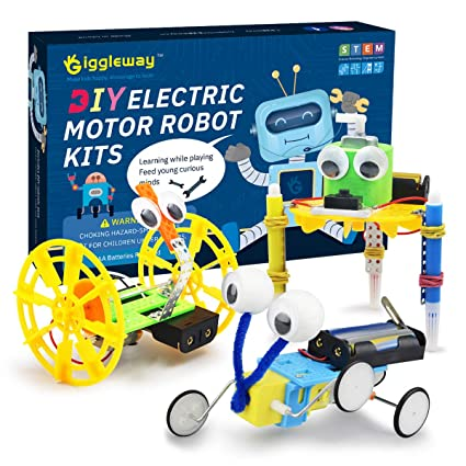 Science Experiment Car Vehicle Classic Educational Build Kit Project Toys Gifts