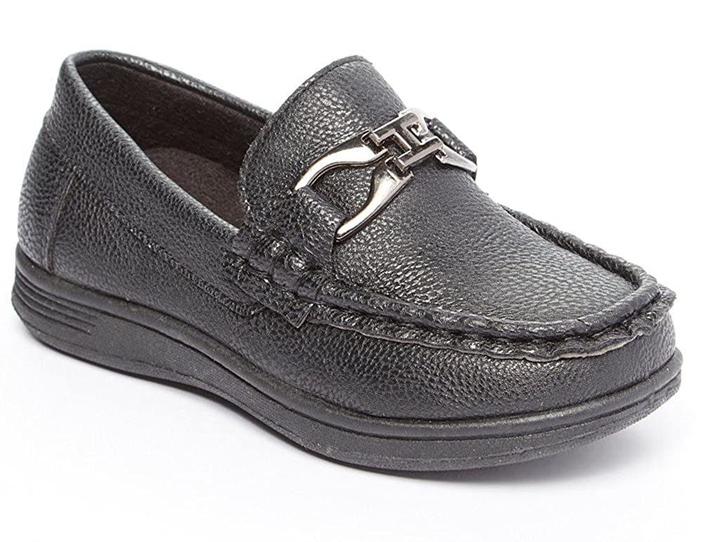 Amazon Coxist Boys Dress Loafer Driving Deck Shoe Toddler