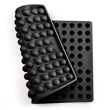 Silikon-Antihaft-gesunde Kochen Backmatte mit Pyramide Oberflaeche-16 Zoll x OE