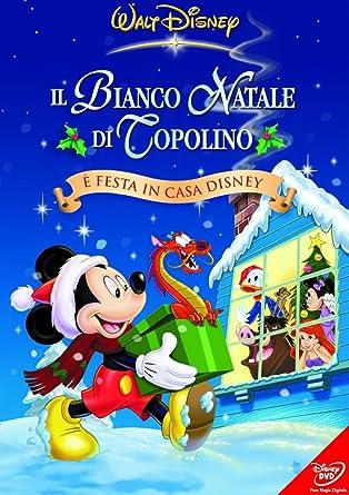 Il bianco natale di topolino amazon walt disney dvd il
