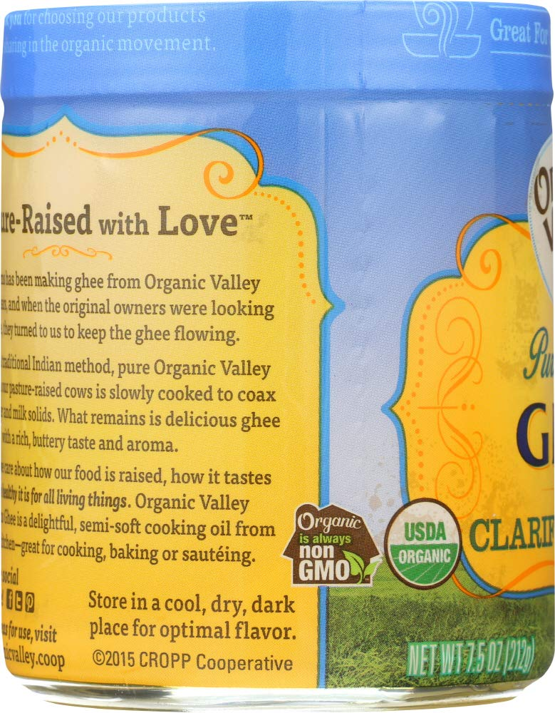 Purity Farms (NOT A CASE) Ghee Clarified Butter by Purity Farms (Image #3)