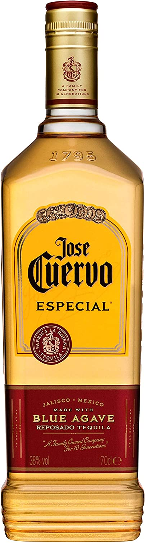 Jose Cuervo Tequila Especial 38º, 700ml: Amazon.es ...
