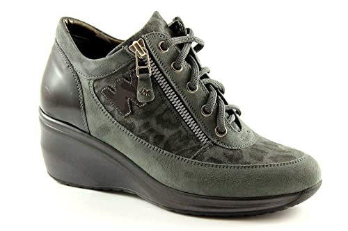 Melluso À Pied Chaussures De Sport Mystère R0553 Attaches De Coin ejtkv3UxfP