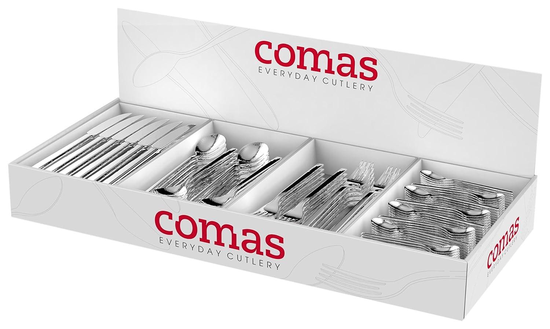 Comas 5717 Eco - Caja de exposición, 18%, acero inoxidable, multicolor: Amazon.es: Hogar