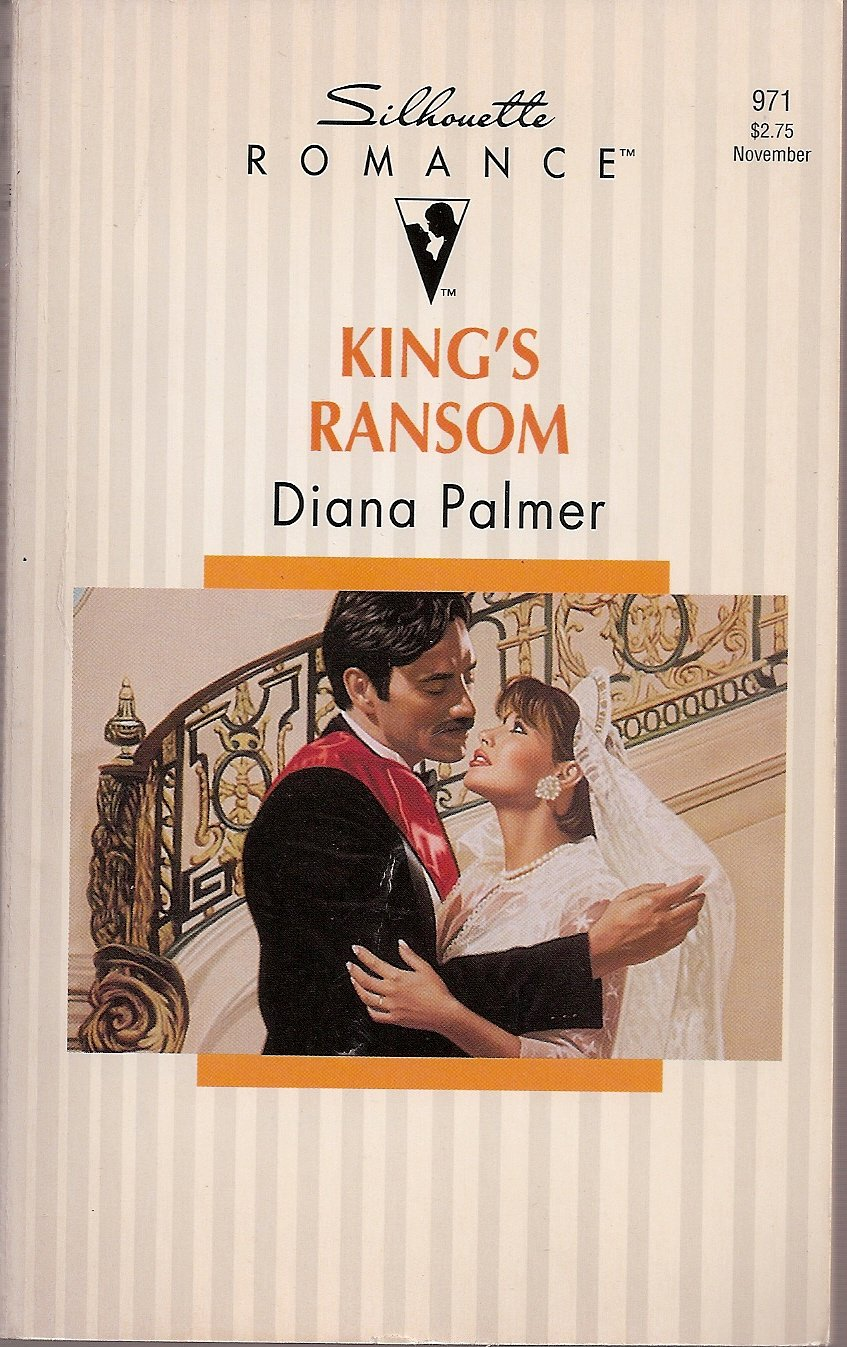 King's Ransom (silhouette Romance): Diana Palmer: 9780373089710:  Amazon: Books