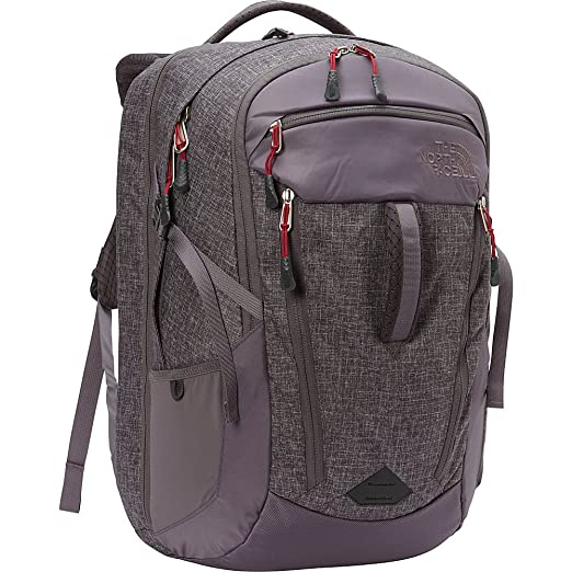 Amazon.com  The North Face Women s Surge Laptop Backpack 15