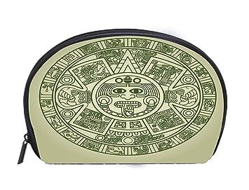 0a0903eade02 Amazon.com : Custom design Portable Toiletry Cosmetic Bag Stylized ...
