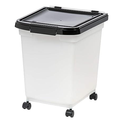 328ebf2c450f IRIS Quart Airtight Pet Food Container