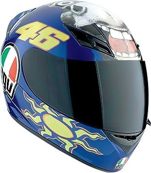 AGV K3 el burro cara completa casco de moto