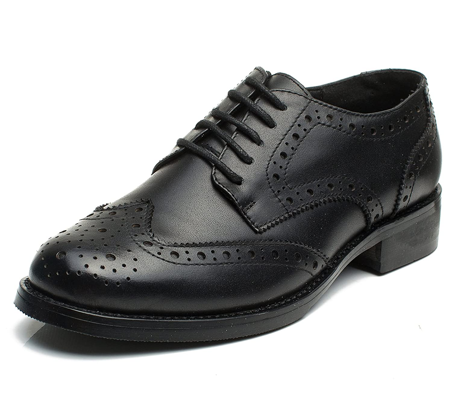 Leather Oxford Brogues Shoe Laces Length