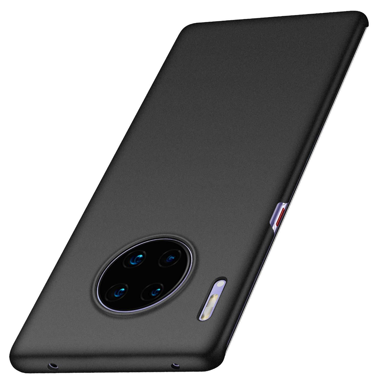 Funda Delgada Para Huawei Mate 30 Pro, Negra