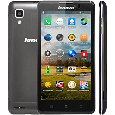 Lenovo p780 dual smartphone quad core 12ghz 4gb1gb android 44 5 lenovo p780 dual smartphone quad core 12ghz 4gb1gb android 44 5quot screen reheart Gallery