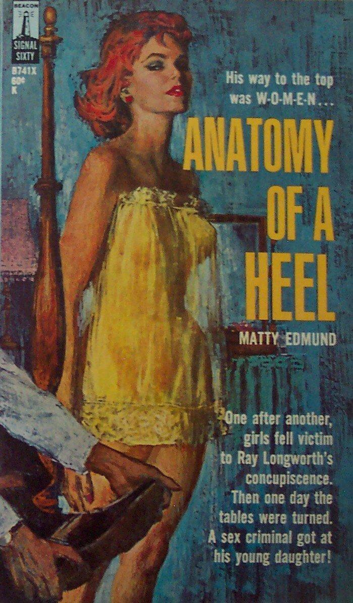 Anatomy Of A Heel Matty Edmund Amazon Books