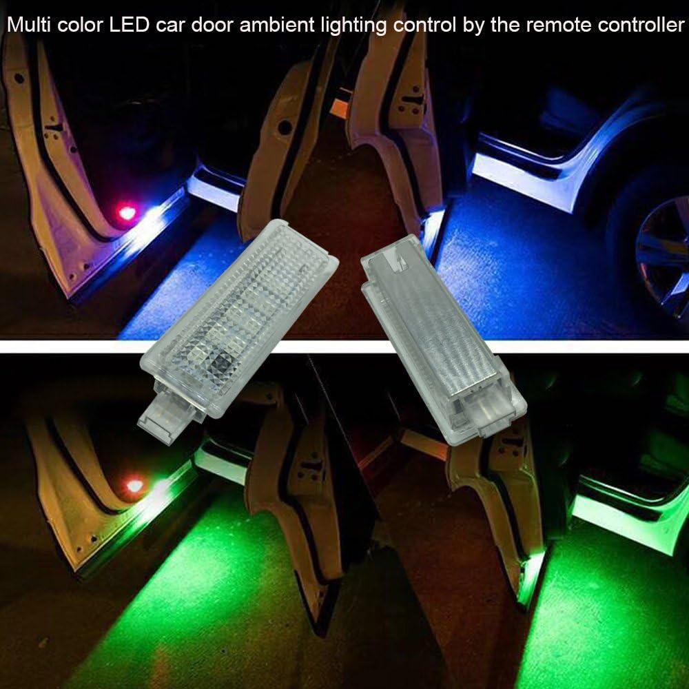auto farbe schritte der led innenraum lampen mit fernbedienung led light for e90 e91 e92 e93 e60 e61/% daf/ür f03 f03 f04 f10 f12 f18 e70 e71 e83 e84 e852pcs pro set