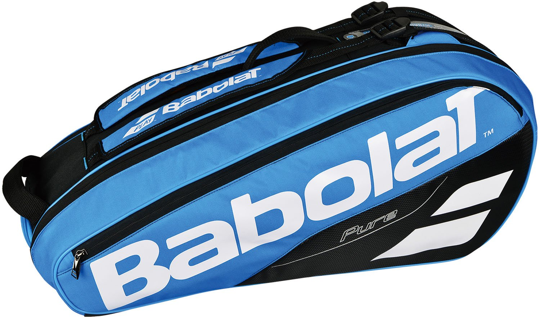 Babolat Pure Drive (6-Pack) Tennis Bag (Blue)