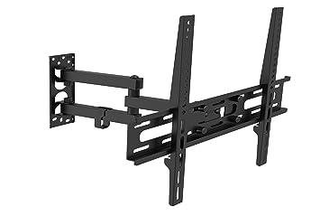 emerald 838 full motion tv wall mount bracket for tvs