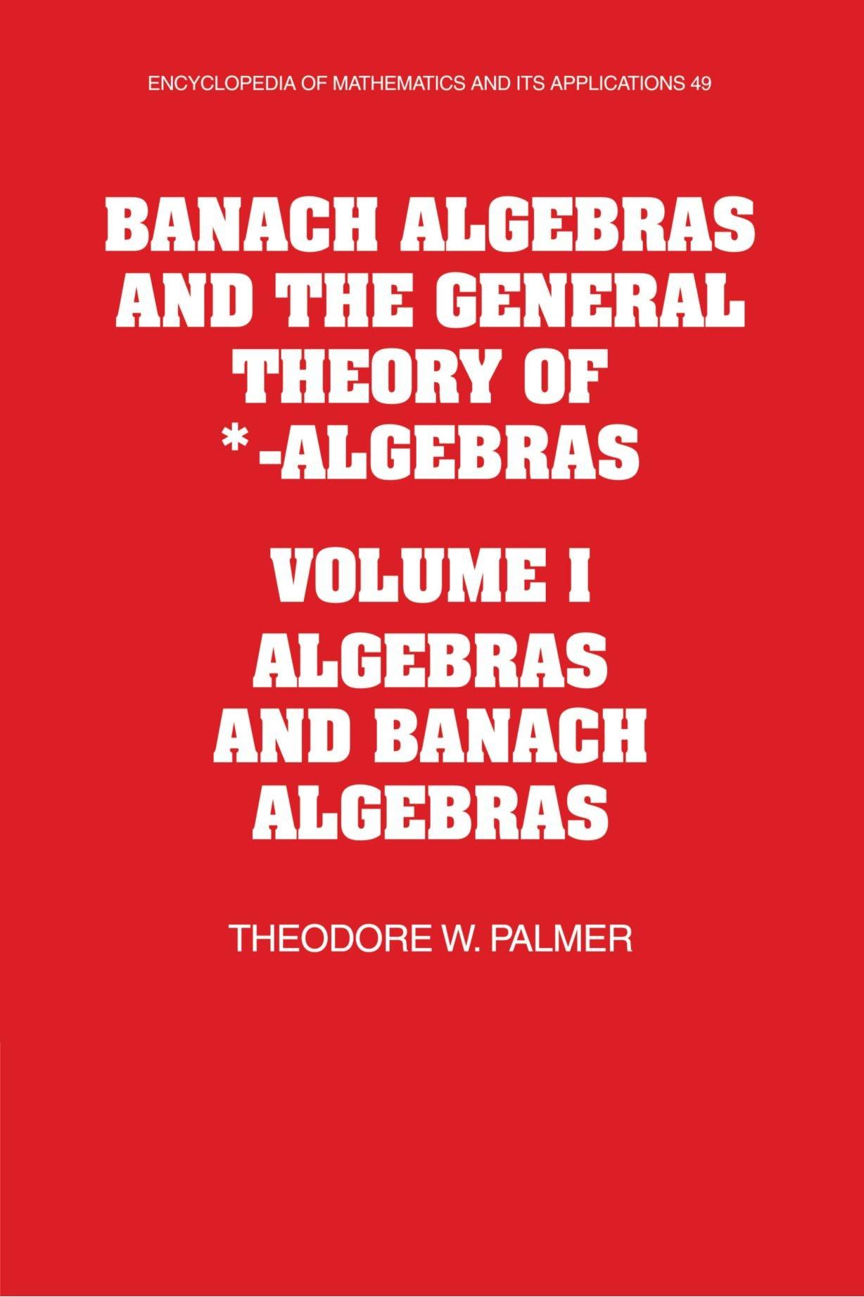 General theory of algebras