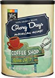 365 Everyday Value, Glory Days Coffee, 10 oz