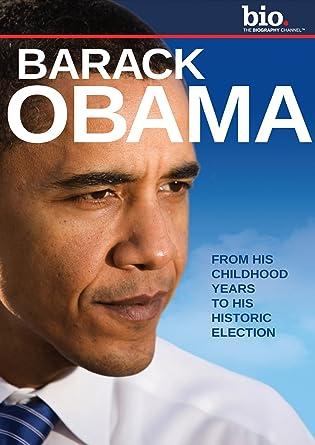 president obama biography
