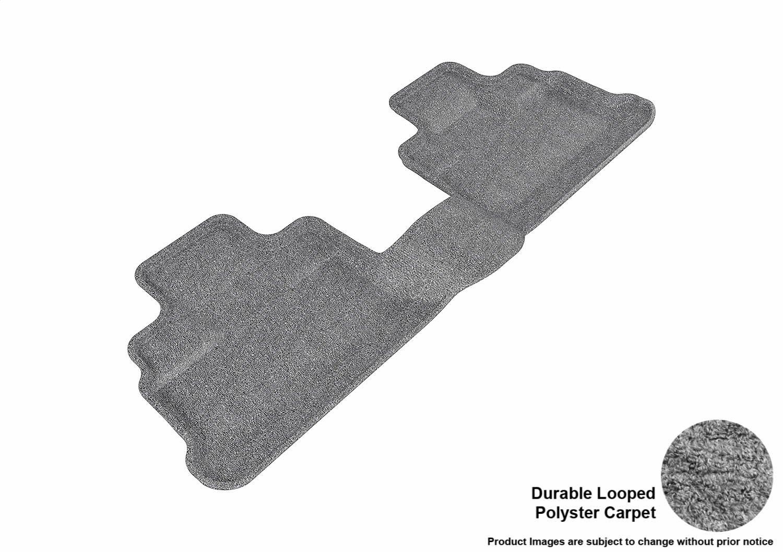 Classic Carpet Tan 3D MAXpider Front Row Custom Fit Floor Mat for Select Jeep Wrangler Models L1JP00312202