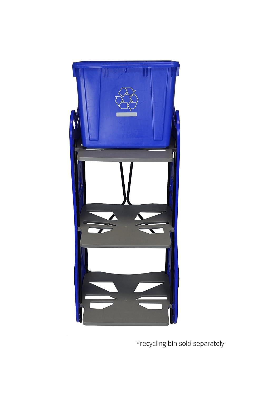 Trash Busterリサイクルカートオーガナイザー B01MU7S9C2